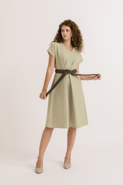 Olive Sirocco Dress