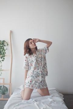 Floral Relax Shirt