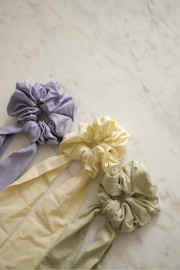 Pastel Scrunchies Set