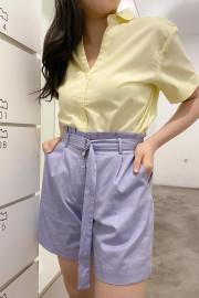 Lilac Kuna Short