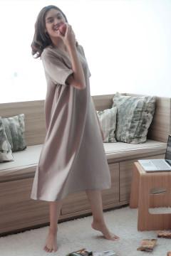 Grey Spectra Dress