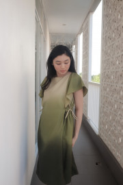 Ombre Heju Dress