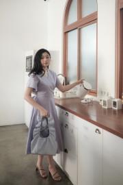 Lilac Kimu Dress