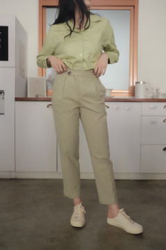 Olive Haru Pants