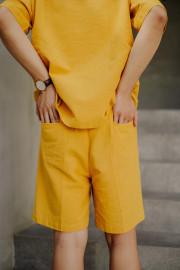 Dijon Utility Short Pants