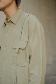 Olive Summery Jacket