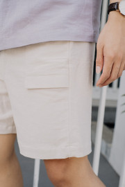 Bone Utility Short Pants