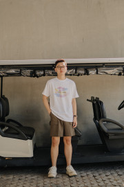 Survival Kid Tshirt PO