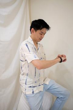 Tie Dye Solace Shirt PO
