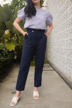 Navy Haru Pants