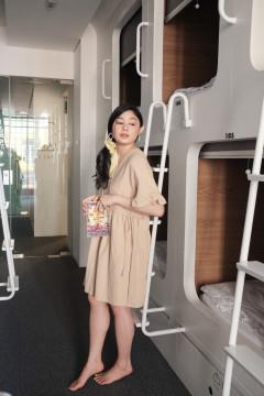 Latte Myung Dress