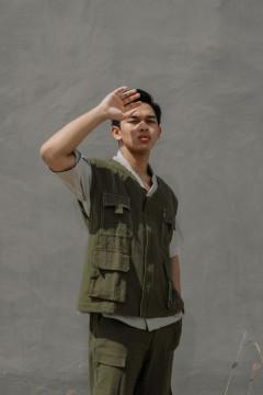 Army Surface Vest PO