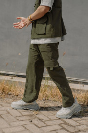 Army Utility Cargo Pants