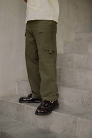 Army Utility Cargo Pants