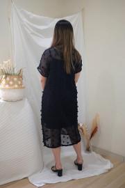 Navy Freya Dress