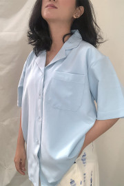 Sky Blue Hata Shirt