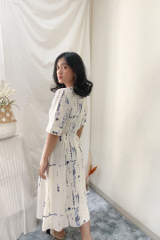 Blue Nui Noona Dress
