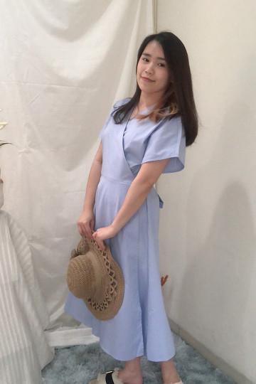 Lavender Kimu Dress