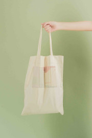 Printed Yun Tote Bag