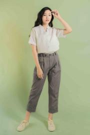 Ash Da Hee Tapered Pants