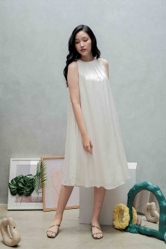 White Na Eun Dress