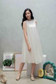 White Na Eun Dress