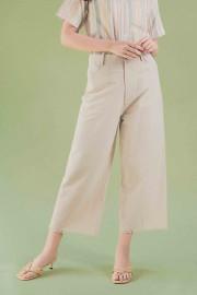 Cream Sena Pants