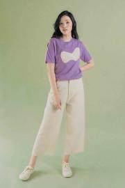 Orchid Bean Tshirt