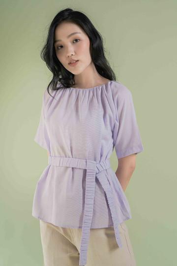 Lilac Hae Min Top