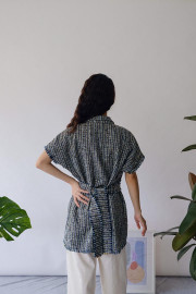 Rustic Malone Top Outer