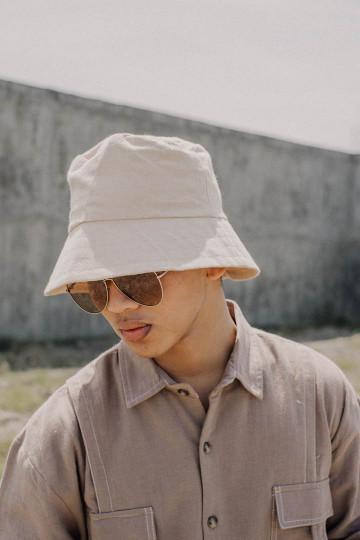 Latte Bucket Hat
