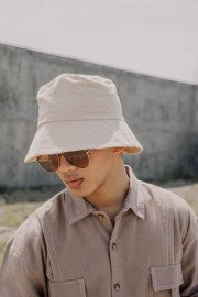 Latte Bucket Hat