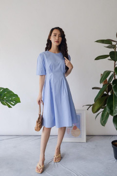 Lavender Noona Dress