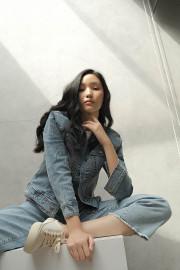 Denim Ji Yeong Jacket
