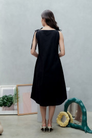 Black Chae Won Dress