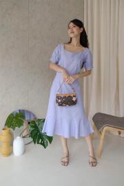 Lilac Phoebe Dress