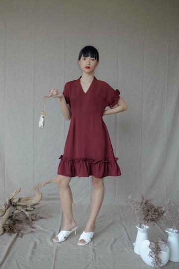 Sangria Ruth Dress
