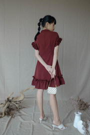 Sangria Ruth Dress PO