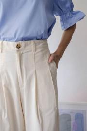Ivory Nera Pants