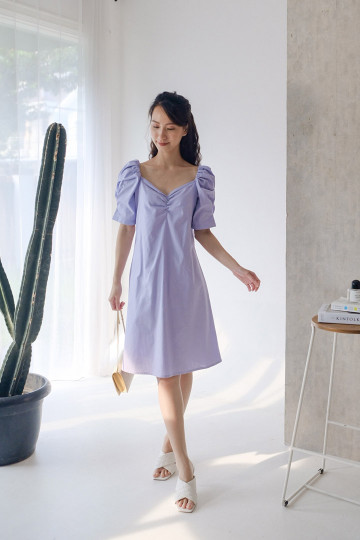 Lilac Wilona Dress