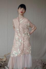 Blush Wangli Dress