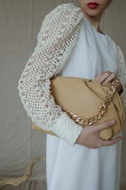 White Adeline Dress