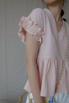Blush Runa Top