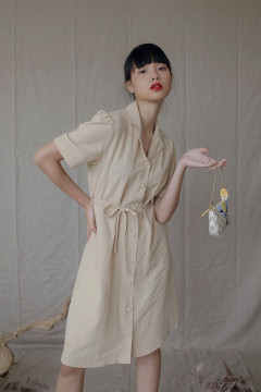 Latte Wyne Dress