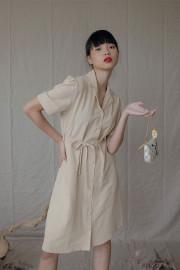 Latte Wyne Dress