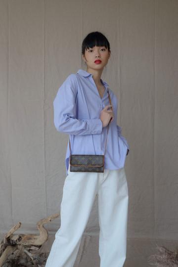 Lavender Ann Shirt