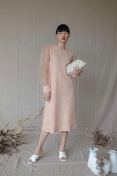 Blush Adeline Dress