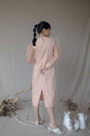 Blush Adeline Dress