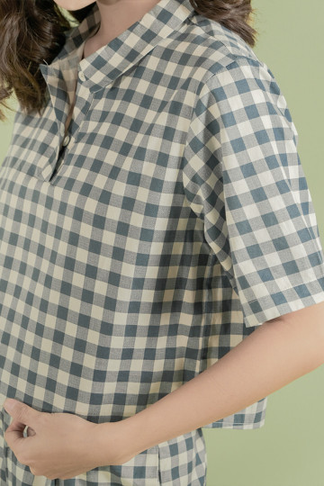Gingham Se RaTop