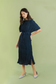 Navy Hae Soo Dress